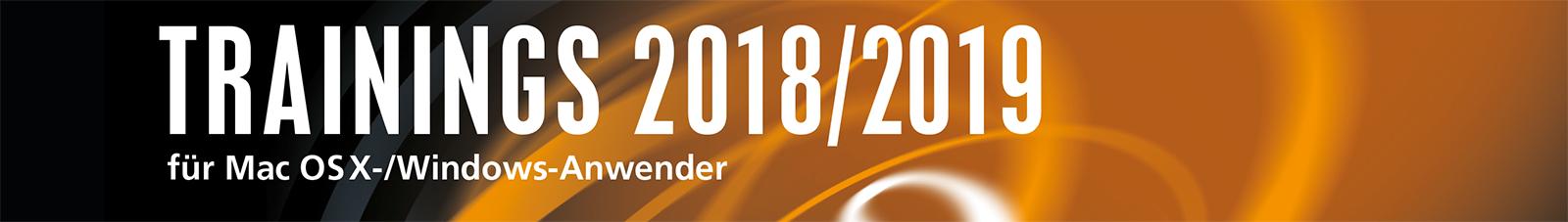 calibrate Trainingskalender 2018